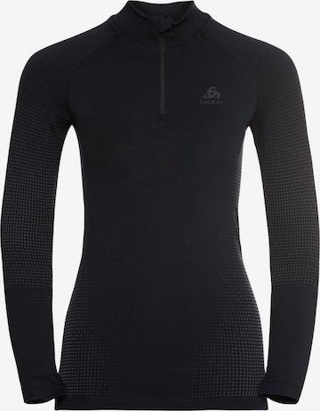 ODLO Performance Shirt 'Performa' in Black