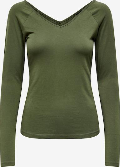 ONLY Shirt 'Fifi' in grün, Produktansicht