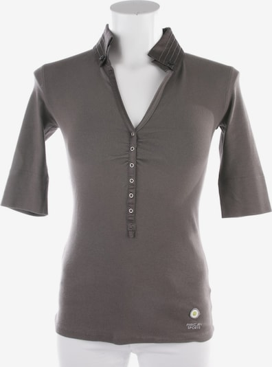 Marc Cain Shirt langarm in S in dunkelgrau, Produktansicht