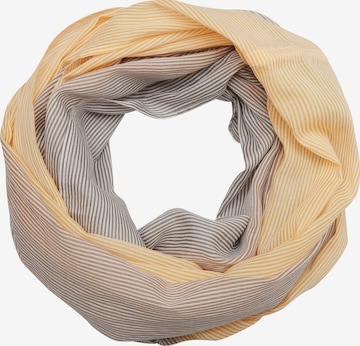 s.Oliver Tube Scarf in Yellow