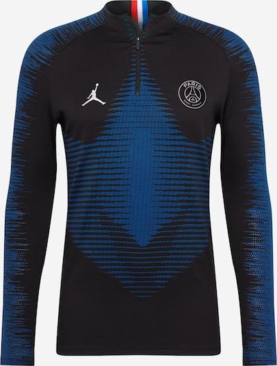 NIKE Sport-Sweatshirt 'Paris Saint-Germain Strike' in himmelblau / schwarz / weiß, Produktansicht