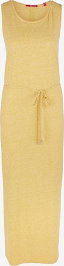 s.Oliver Kleid in gelb, Produktansicht