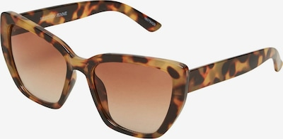 SELECTED FEMME Sunglasses 'Bana' in caramel / light brown / dark brown, Item view