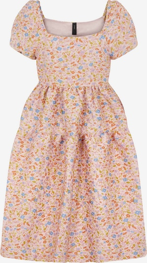 Y.A.S Summer dress in Smoke blue / Reed / Orange / Pink / Powder, Item view