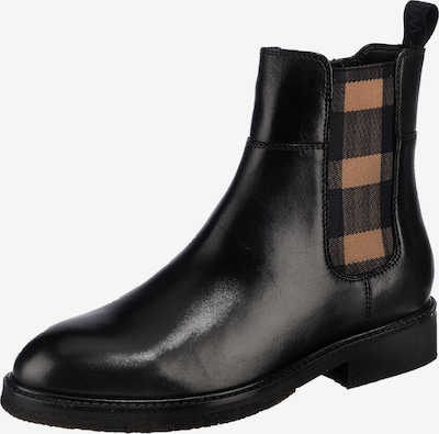 GERRY WEBER Chelsea Boots ' Bellaria ' in Beige / Khaki / Black, Item view