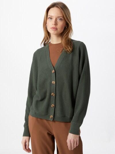 ESPRIT Strickjacke in khaki, Modelansicht