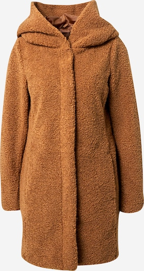 VERO MODA Fleece jas 'Cosy' in de kleur Cognac, Productweergave