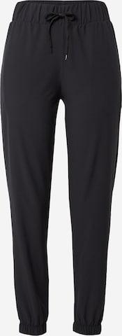 Athlecia Спортен панталон 'Austberg' в черно