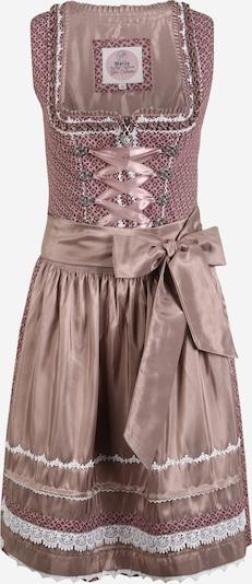 MARJO Kleid 'Katrin' in pflaume, Produktansicht
