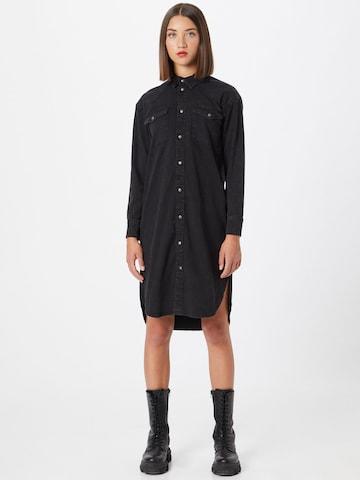 juoda ONLY Palaidinės tipo suknelė