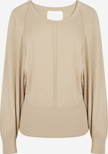 NAF NAF Pullover 'Muove' in beige, Produktansicht