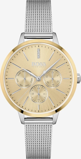 BOSS Casual Analog Watch in Gold / Silver, Item view