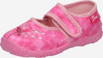 BECK Ballerina i rosa