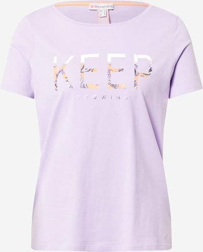 STREET ONE Тениска в лилав, Преглед на продукта
