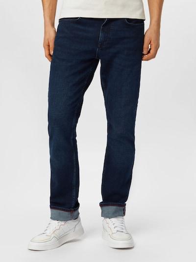 TOMMY HILFIGER Jeans 'Denton' in dunkelblau, Modelansicht