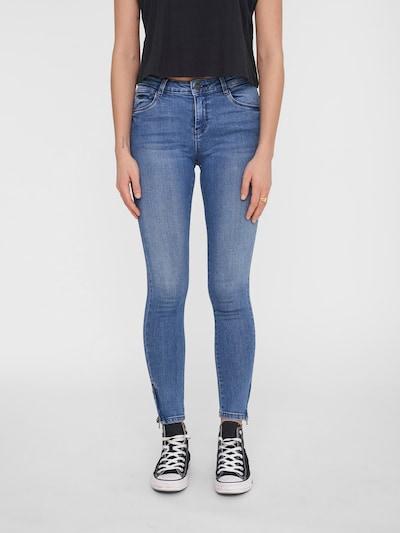 Noisy may Jeans 'Kimmy' in blue denim, Modelansicht