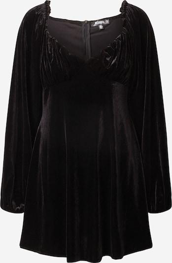 Missguided Robe en noir, Vue avec produit