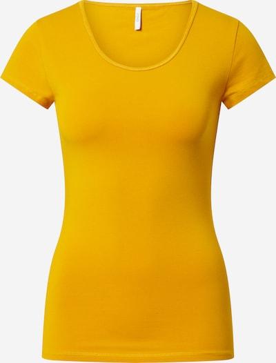 ONLY Shirt in gelb, Produktansicht