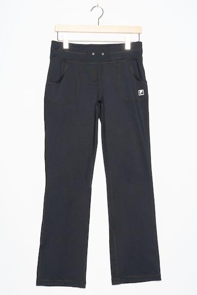 FILA Trainingshose in M in schwarz, Produktansicht