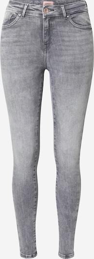 ONLY Jeans in grey denim: Frontalansicht