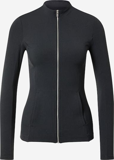 NIKE Sportief sweatvest in de kleur Zwart, Productweergave