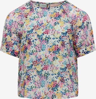 KIDS ONLY Блуза 'Lulu' в жълто / мента / бледорозово / бяло, Преглед на продукта