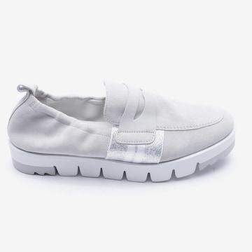 Kennel & Schmenger Flats & Loafers in 36 in Grey