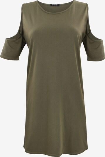 trueprodigy Kleid 'Aspen' in oliv, Produktansicht