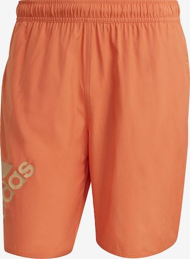 ADIDAS PERFORMANCE Badehose in orange, Produktansicht