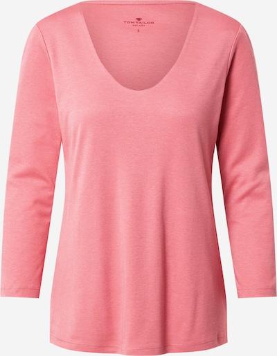 TOM TAILOR Shirt in rosé, Produktansicht