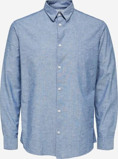 SELECTED HOMME Overhemd in de kleur Blauw, Productweergave
