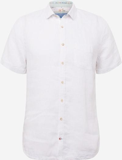COLOURS & SONS Skjorta i mint / vit, Produktvy