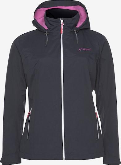 Maier Sports Funktionsjacke in nachtblau / pink, Produktansicht