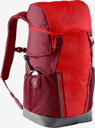 VAUDE Rucksack in rot, Produktansicht