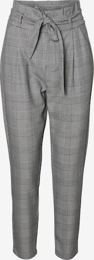 Vero Moda Petite Pleat-Front Pants 'Eva' in Grey / Basalt grey, Item view