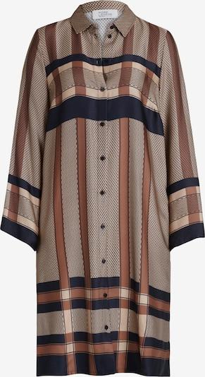 Vera Mont Robe-chemise en beige / marron / taupe, Vue avec produit