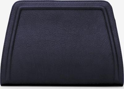 Gretchen Abendtasche 'Lyra Clutch Two' in nachtblau, Produktansicht