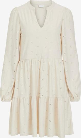 VILA Šaty 'Saniana' - krémová, Produkt