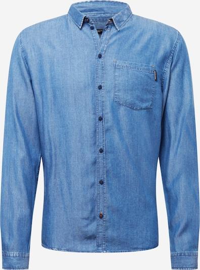 recolution Hemd 'TIMOTHY' in blau, Produktansicht