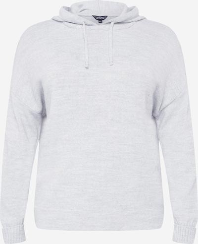 Dorothy Perkins Curve Sweat-shirt en gris clair, Vue avec produit