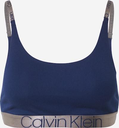 Calvin Klein Underwear Podprsenka - tmavomodrá / strieborná, Produkt