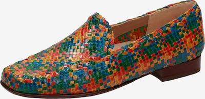 SIOUX Schuh in blau / gelb / grasgrün / rot, Produktansicht