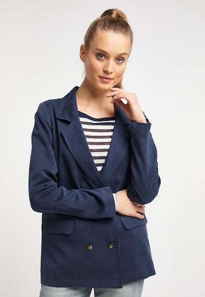 DreiMaster Vintage Blazer in marine, Modelansicht