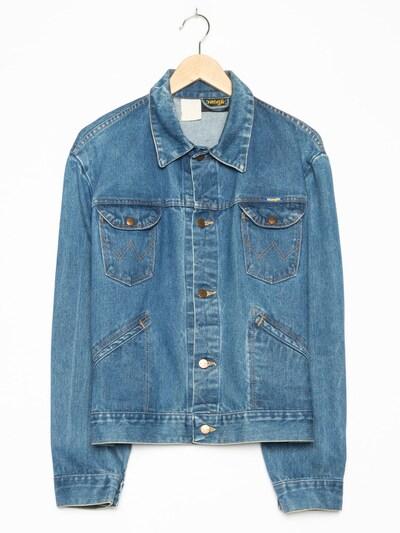 WRANGLER Jeansjacke in XXL in blue denim, Produktansicht