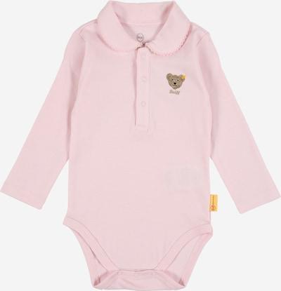 Steiff Collection Barboteuse / body en rose, Vue avec produit