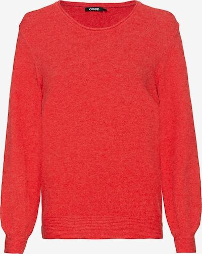 Olsen Pullover in rot, Produktansicht