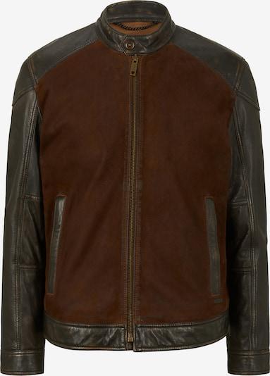 STRELLSON Between-Season Jacket 'S.C. Osco' in Chestnut brown / Dark brown, Item view