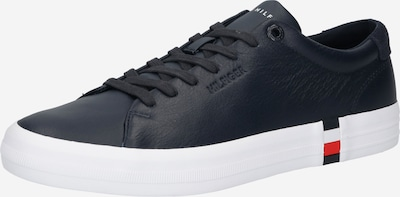 TOMMY HILFIGER Platform trainers 'CORE CORPORATE STRIP' in Navy, Item view