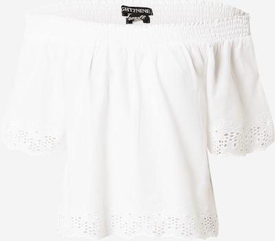 Eight2Nine Blouse in de kleur Wit, Productweergave