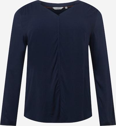 MY TRUE ME Blouse in de kleur Donkerblauw, Productweergave